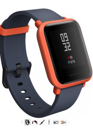 Продам Xiaomi Amazfit BIP смарт часы. Новые.