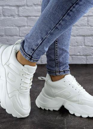 кроссовки белые Avi 36-41
