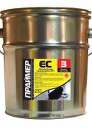 """Мастика гідроізоляційна бітумна (МГ) ЕС-3 10 кг ТМ """"ПРАЙМЕР"""""""