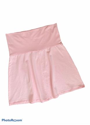 Спортивная юбка для беременных, солнце , трикотаж bella