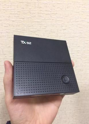 TANIX TX92 3/32GB - Приставка TV Box. Гарантия Смарт ТВ приставка