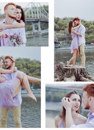 Фотосессия Lovestory для пары, семейная в Киеве