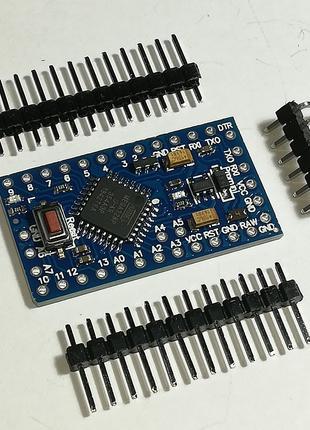 Arduino mini pro ATmega328P 5V 16Mhz Ардуино мини про