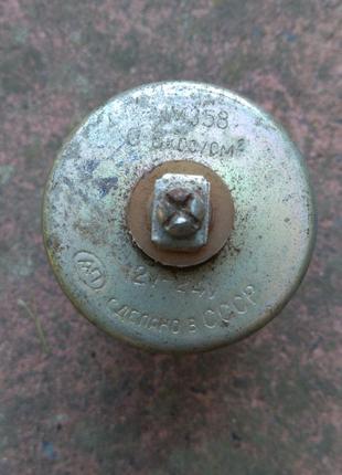 Датчик аварийного давления масла ММ358
