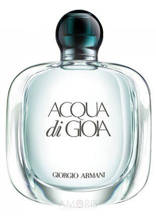 Armani Acqua di Gioia 100ml Женская парфюмированная вода
