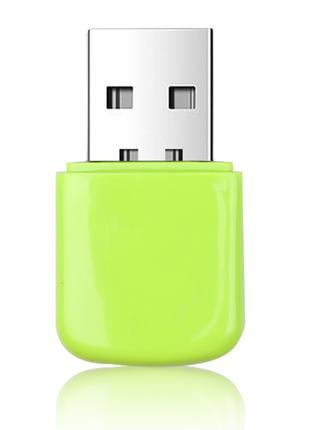 USB 2.0 Micro SD, TF Кардридер, Card Reader