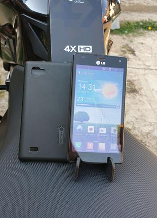 Мобільний телефон LG Optimus 4X HD P880 Black