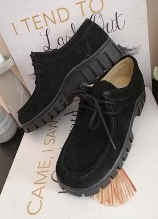 Стильные туфли  в стиле mango