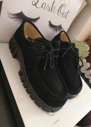 Стильные туфли nine west