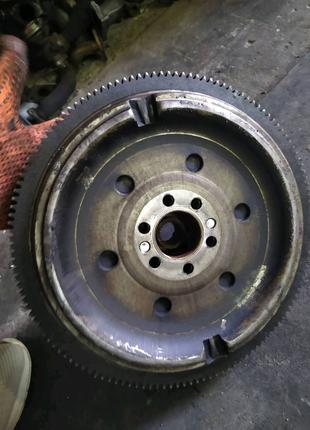 Маховик демпферный ауди а4 б5 1.8 турбо двигатель АЕВ