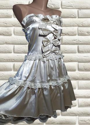 Платье с пышной юбкой m2m