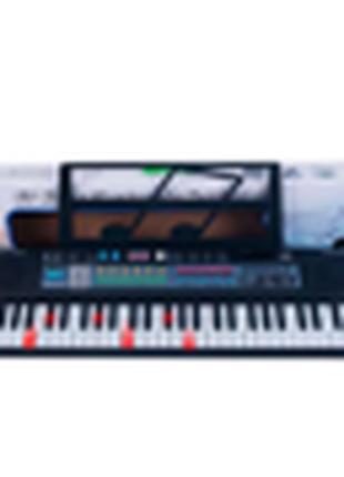 Детское пианино-синтезатор MQ6109L 61 клавиша с микрофоном от сет