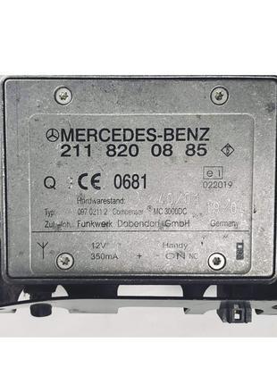А2118200885 Mercedes 211 Усилитель антенны