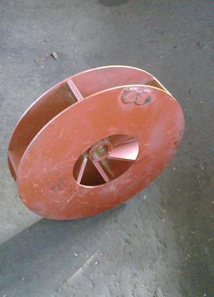 Вентилятор дробилки КДУ