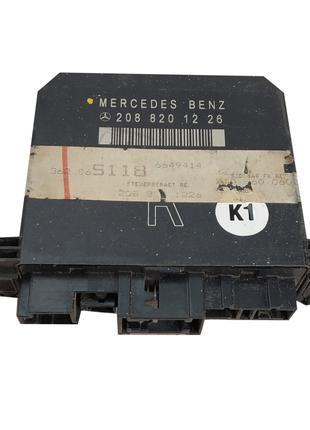А2088201226  Mercedes 210 208 202 Блок управления блок комфорта