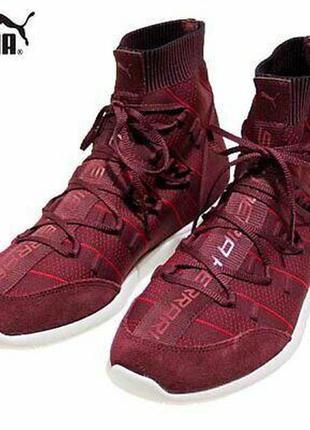 Puma sf ferrari evo cat кросовки обувь 42
