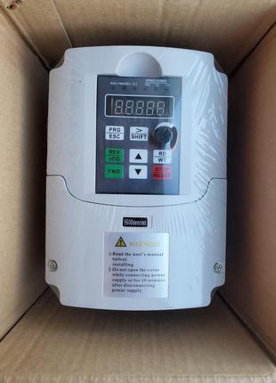 Однофазный 220В 4квт частотный преобразователь