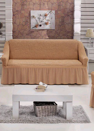 Чехол на диван и кресла комплект Турция разные