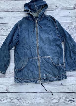 Куртка джинсовая , джинсовка можно для беременных