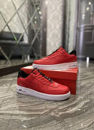 🔥 Nike Air Force 1 Low Red White.