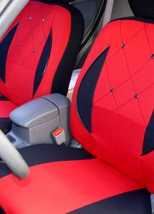 Универсальные Авточехлы - чохлы в машину - авто чехлы на сидения
