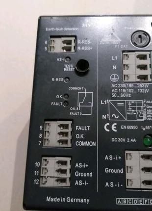 Блок питания Siemens модели 3RX9310-0AA00 AS-интерфейс.