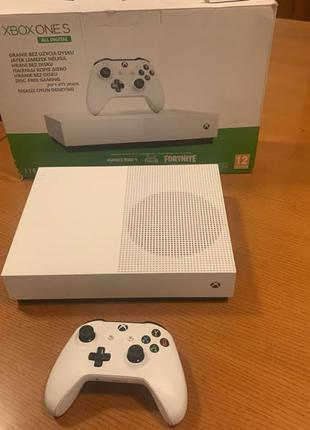 Xbox one S limited edition Игры