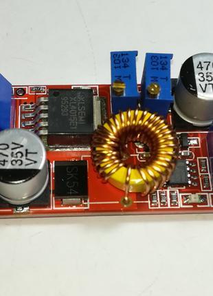 Понижающий преобразователь напряжения XL4015 с регулировкой тока
