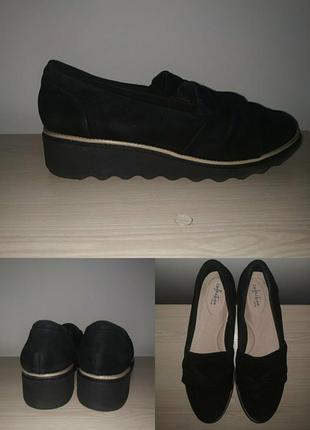 Лоферы 43 р туфли замш большой размер