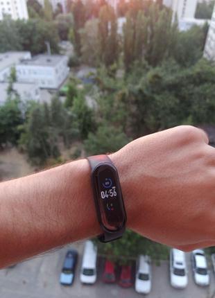 Фитнес-часы M5 (аналог Xiaomi Mi Band 5)