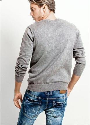 Cladius свитер реглан мужской