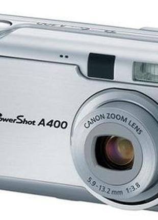 Фотоаппарат Canon PowerShot A400