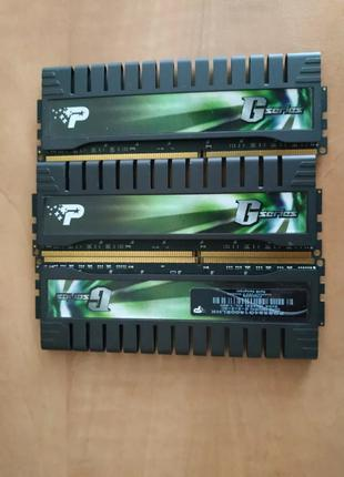 Оперативная память для ПК DDR3 4GB 1600MHz