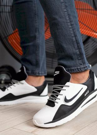 кроссовки кожаные Nike 40-45