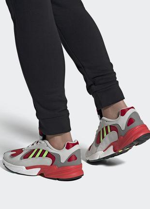 Мужские кроссовки adidas originals yung-1 ef5341