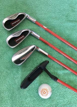 Детские клюшки для гольфа Wilson