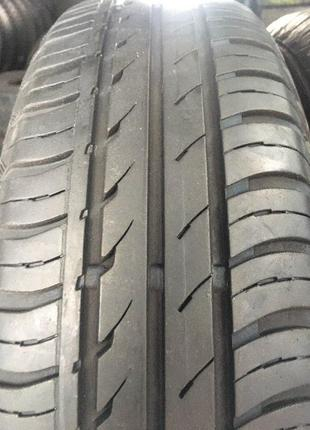 Шини б/у 2шт. Continental ContiEcoContact 165/70 R14 (7mm,літо)