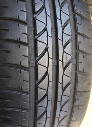 Шини б/у 4шт. Bridgestone B250 195/65 R15 (6mm, літо)