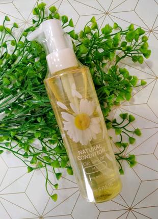 Успокаивающее гидрофильное масло The Saem Natural Condition Clean