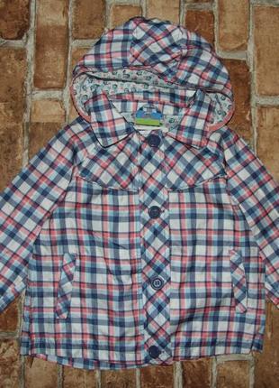 Куртка ветровка девочке 3 года topolino сток