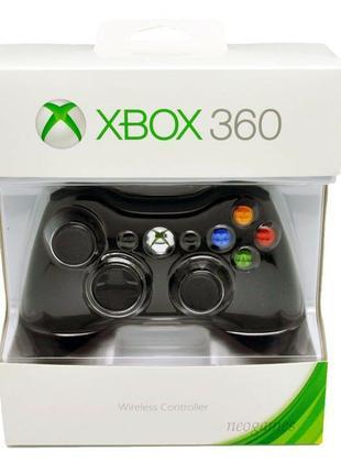 Беспроводной геймпад для Xbox 360 Wireless Controller джойстик