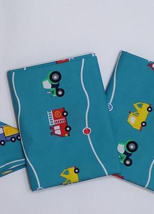 Новый.комплект детского постельного белья в кроватку