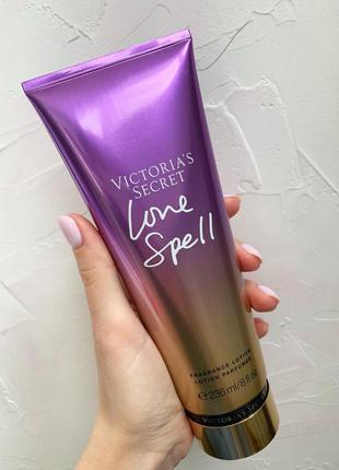 Лосьон для тела victoria's secret love spell оригинал, лосьон ...