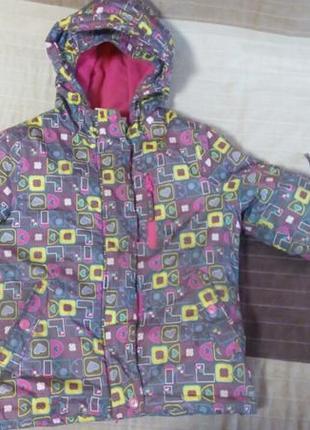 Куртка детская зимняя Cocodrillo б/у