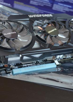 Видеокарта Gigabyte PCI-Ex GeForce GTX 760 4096 MB GDDR5