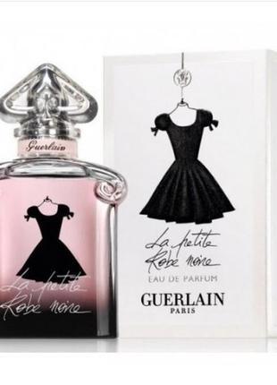 Guerlain la petite robe noir парфюмированная вода 50ml