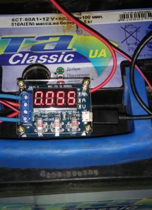 Тестер емкости батареи ZB2L3