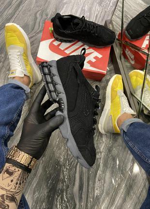 Кроссовки Nike Air Zoom Spiridon Cage 2 Stussy Black Grey