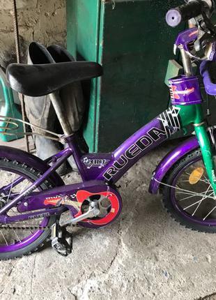 Детский велосипед Rueda 16''
