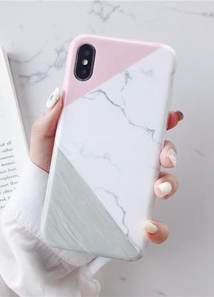 Чехол накладка для iphone 7 iphone 8, глянцевый силиконовый чехол